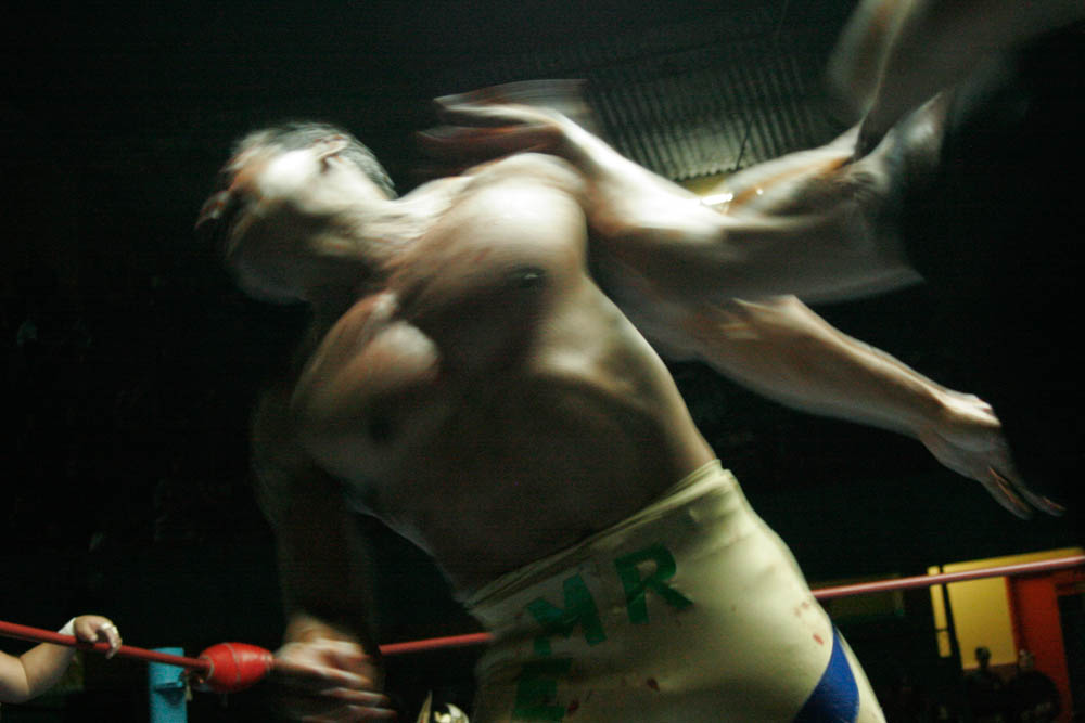 Photo Friday: Lucha Libre, the Art of the Mexican Smack Down