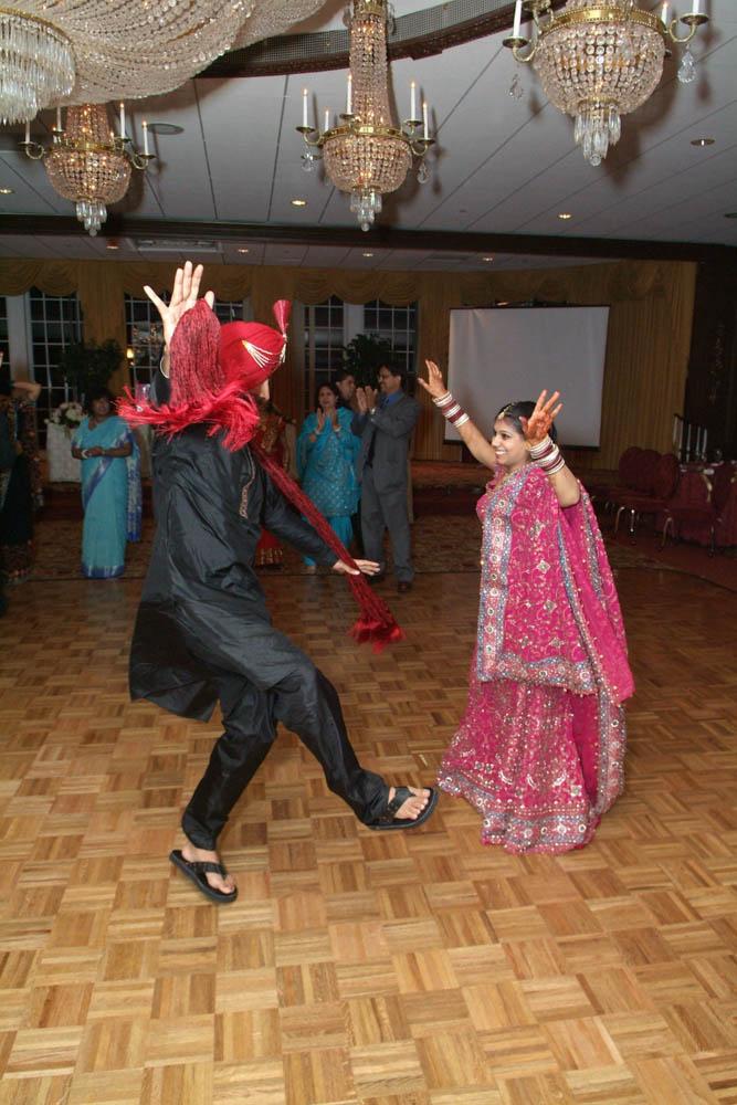 Bhangra is no joking matter