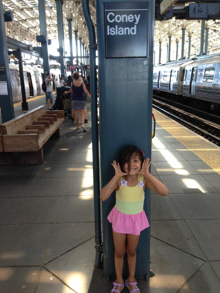 Last Stop: Coney Island!