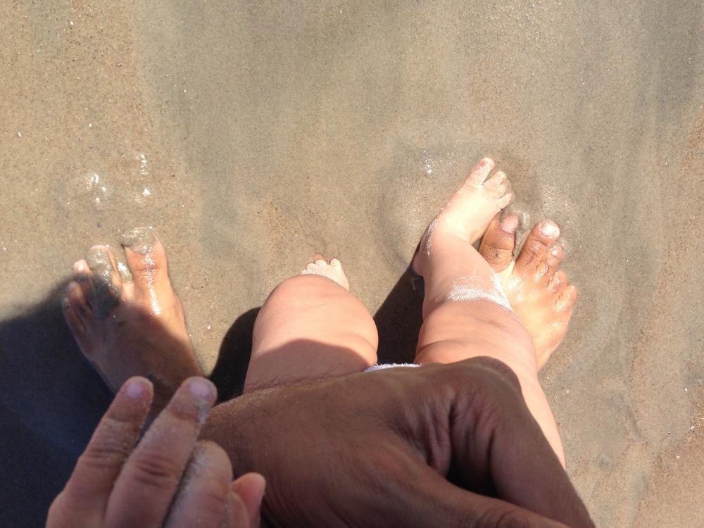 More Feet!