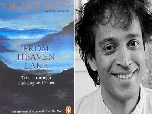 From Heaven Lake, Travels Through Sinkiang and Tibet by Vikram Seth