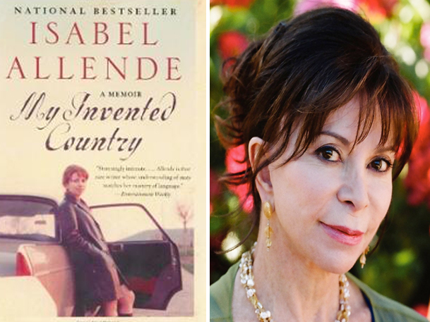 My Invented Country: A Memoir, Isabel Allende