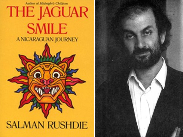 The Jaguar Smile: A Nicaraguan Journey by Salman Rushdie
