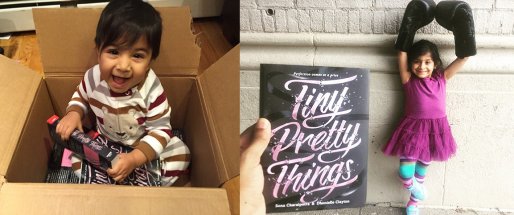 Tiny Pretty Things' Biggest Fans!